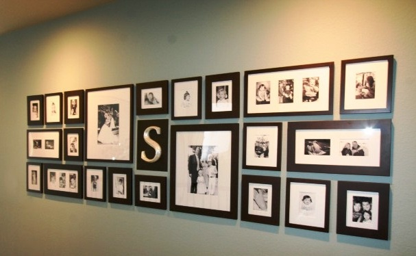 Photo Wall Ideas Jana Design Interiors