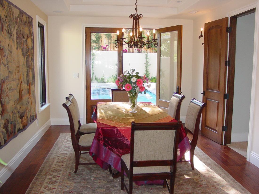 Sherman oaks mediterranean jana design interiors for Jana design interiors